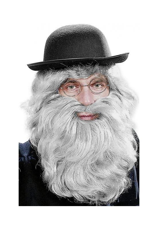 Vecchio con barba